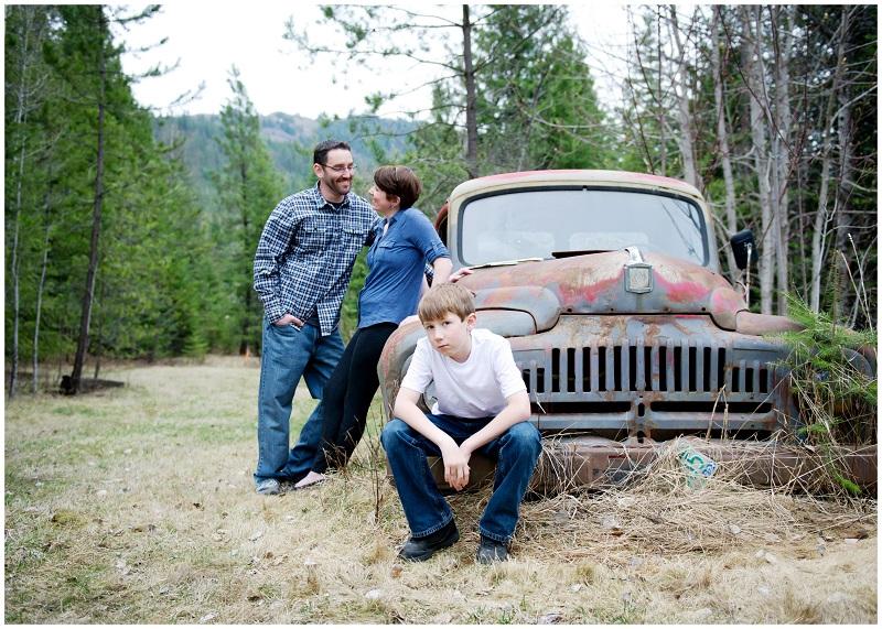 Sandpoint family photographer
